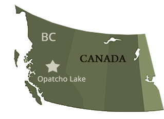 Map of Opatcho Territory