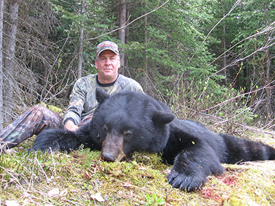 Bear Hunts in BC